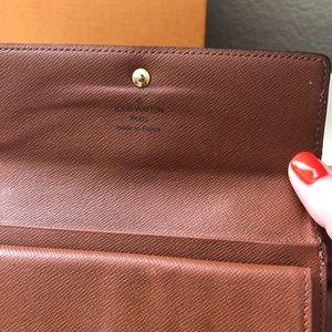 Louis Vuitton Bags - Louis Vuitton Monogram Tri Fold Wallet Vintage
